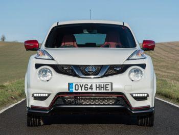 Nissan Juke Nismo RS UK-spec (YF15) '2014–pr.