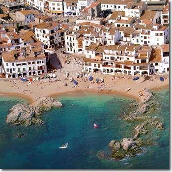 Calella de Palafrugell   Girona  Costa Brava