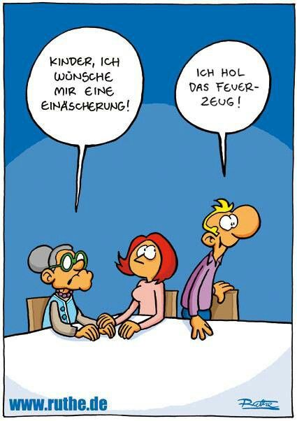 ralph ruthe very funny cartoon schwarzer humor