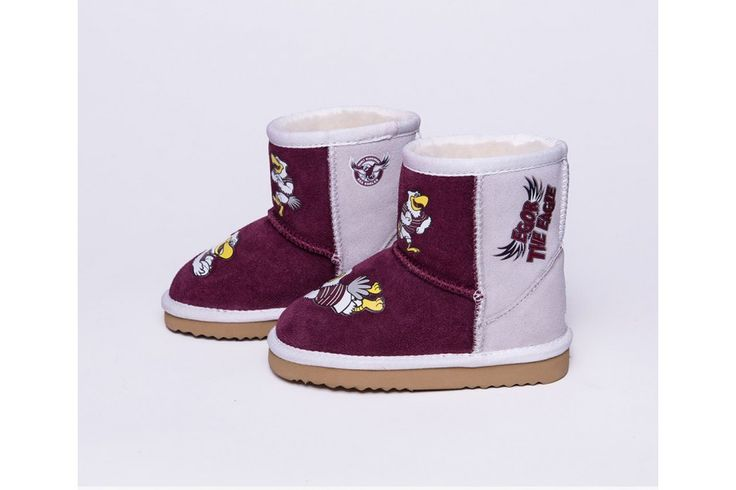 Manly Sea Eagles Kids Uggs