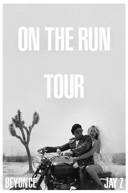 Les dates parisiennes de la tournée de Beyoncé et Jay Z