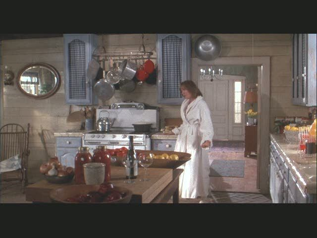 "I still LOVE to watch ""Baby Boom,"" and living in an old house myself, ADORE this kitchen!!"