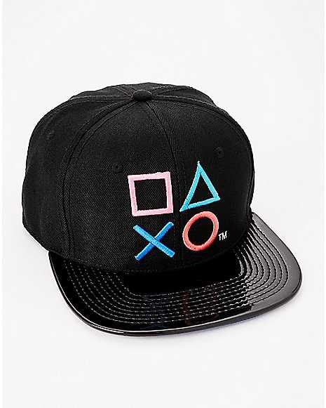 cc73f46989d PlayStation Snapback Hat