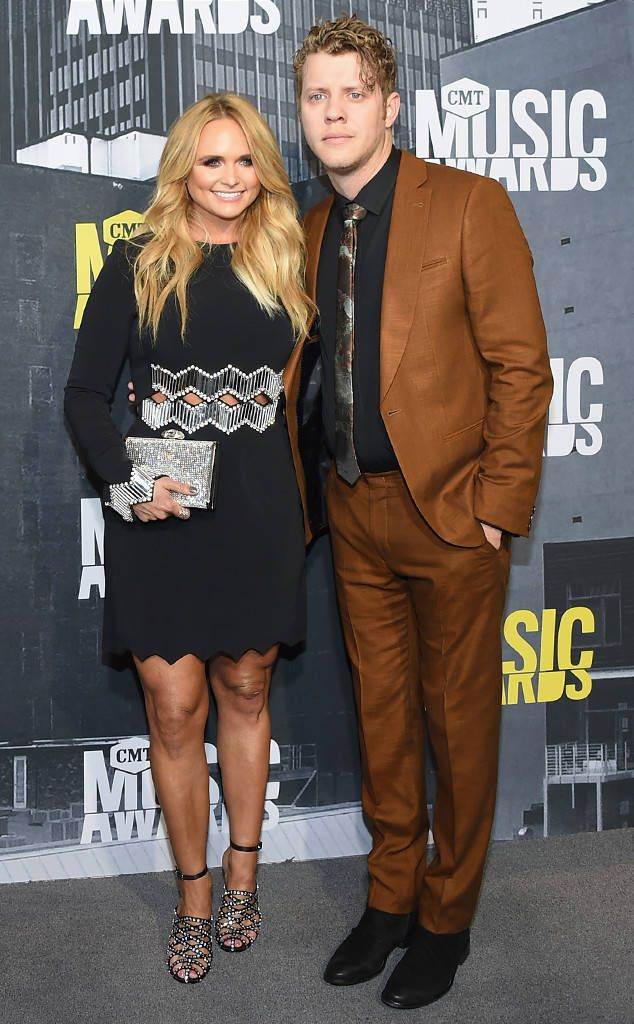 """Miranda Lambert & Anderson East from CMT Music Awards 2017: Red Carpet Arrivals  The """"Over You"""" singer makes it a date night with her talented boyfriend."""