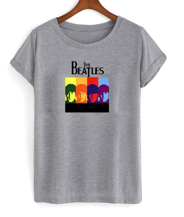 The Beatles Band T-shirt