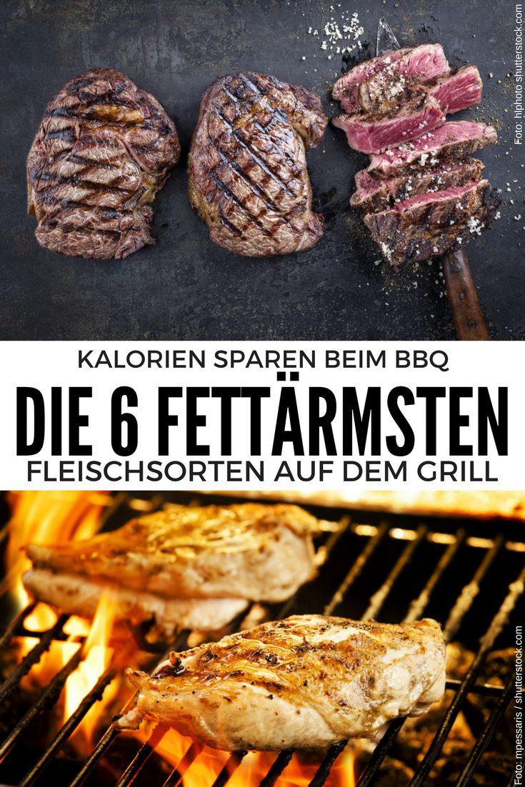 Welches fettarme Grillfleisch auf euren Grill gehört, wenn ihr in der BBQ-Saison nicht zunehmen wollt, erfahrt ihr hier