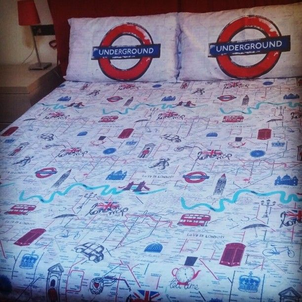 @gipetex #underground #london #love #quadrifoglio