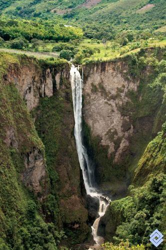 Salto del Mortiño, Huila, Colombia