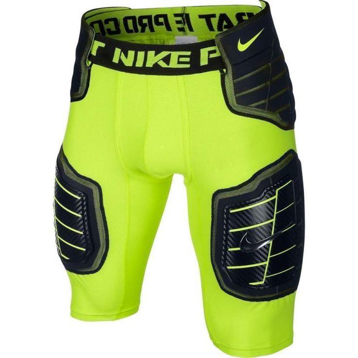 Compresión Nike Pro Combat Hyperstrong 3.0 Acolchado Pantalones cortos de fútbol 584386-702