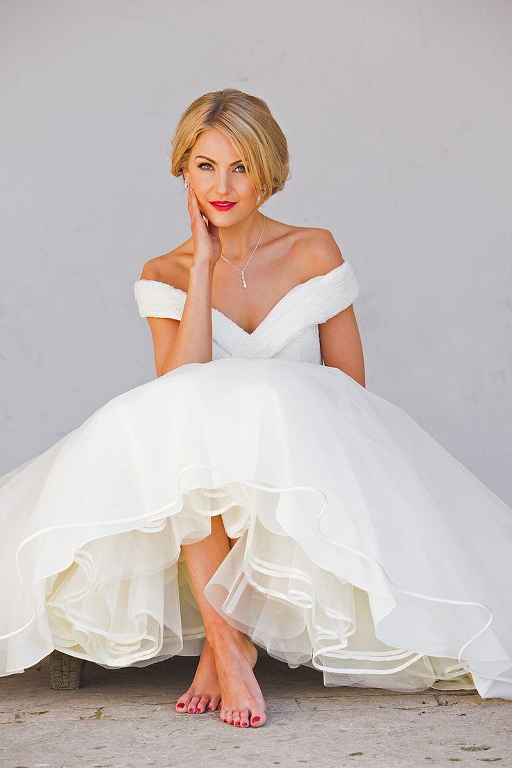 Tea Length Wedding Dress E17808, E17809