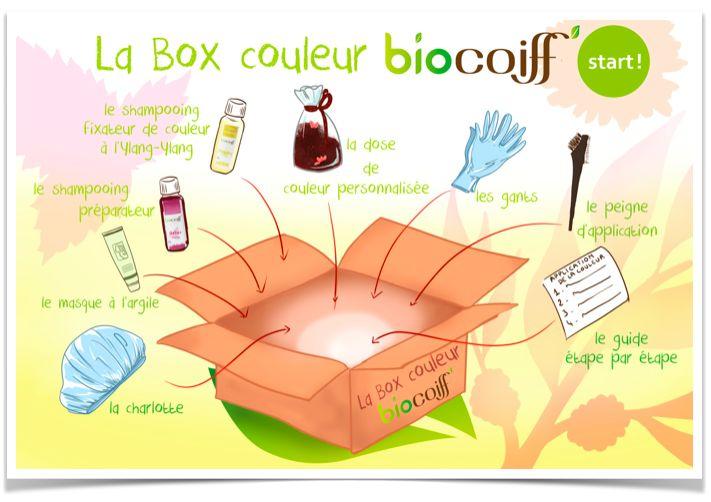 Coloration végétale sur-mesure LOGONA by Biocoiff' #henne