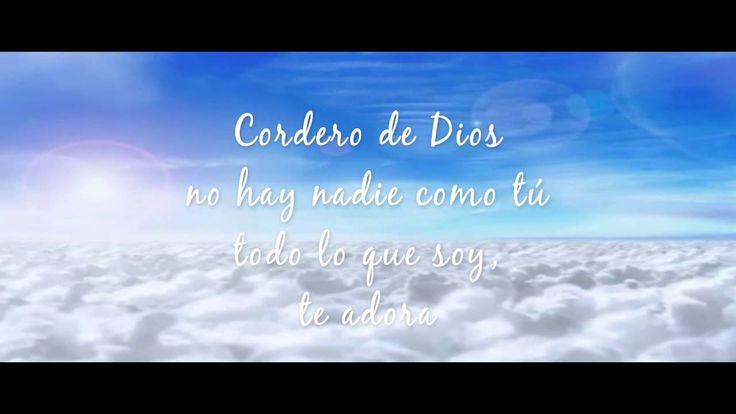 Cordero de Dios- Pahola Marino (con letras)