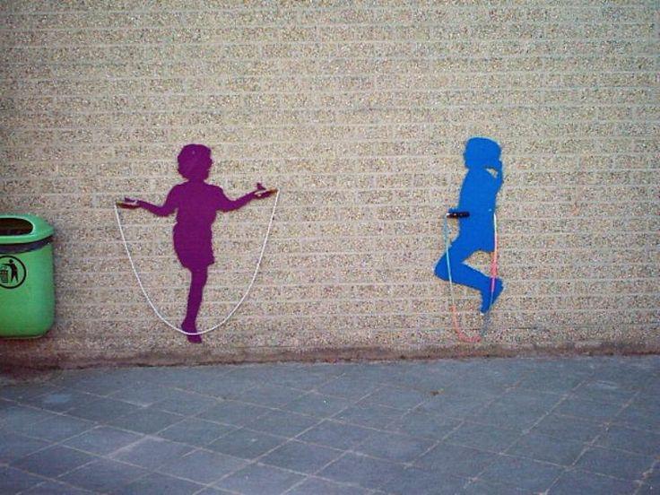 muur verfraaiing