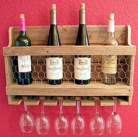 The 25+ best Country wine racks ideas on Pinterest | Rustic wine ...