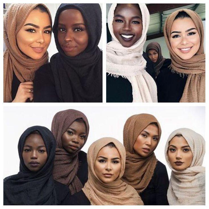 Fashion Arabic Style   Illustration   Description   2017 fashion top selling wholesale muslim hijab lady head scarf crinkle cotton arab muslim hijab pakistani scarf hijab    – Read More –