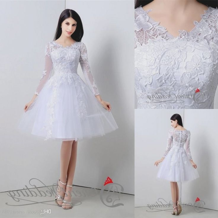31 White Dress For Courthouse Wedding