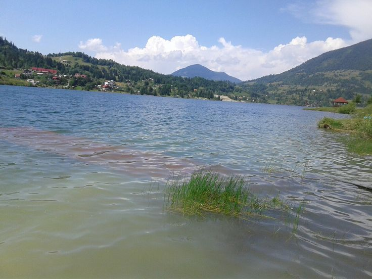 Colibita Lake,Bistrita,Romania