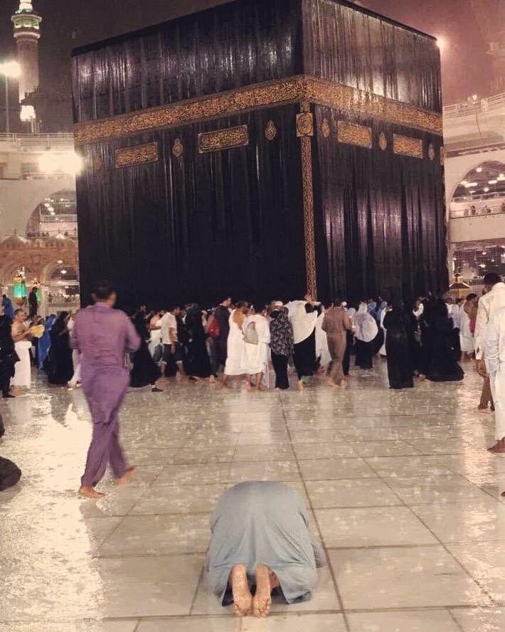 اللهم مكة وحضن الكعبة و زحامها وسكينتها Quran Wrestling Sumo Wrestling