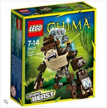 Đồ chơi Lego Chima khỉ đột huyền thoại 70125_255.000 đ