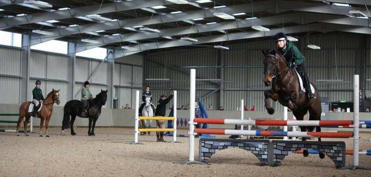 Facilities for hire indoor arena riding lessons