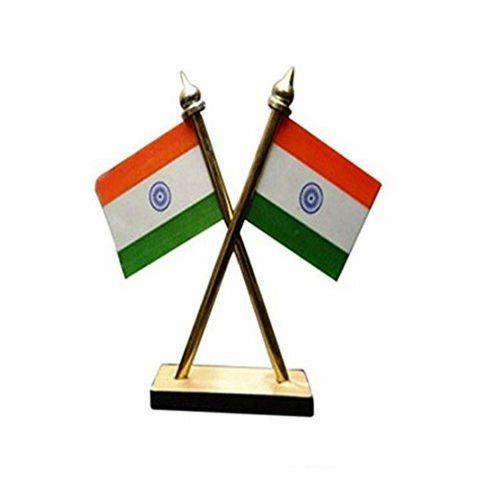 Indian National Flag For Car Dashboard #india #cardasholder #indiaflag