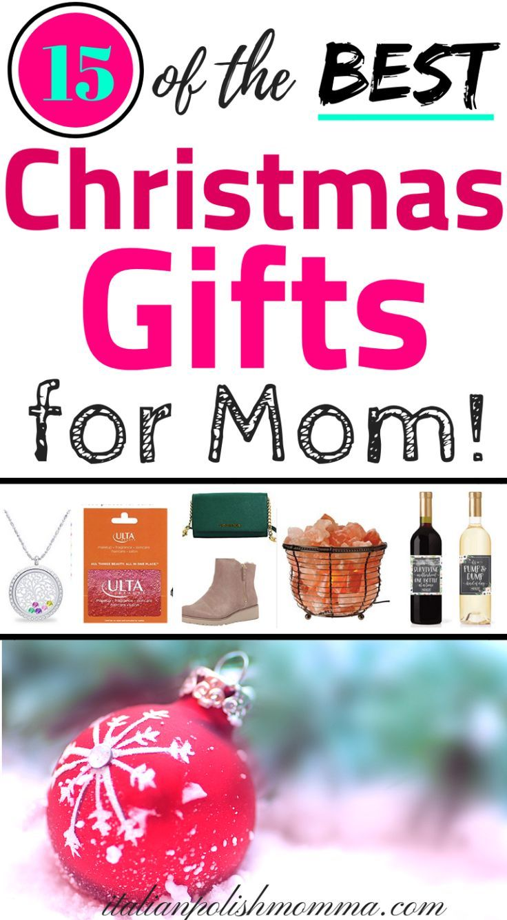 Awesome Christmas Gifts For Moms | gifts | Pinterest | Christmas ...