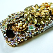 MARIA-bling iPhone 5 case , $395
