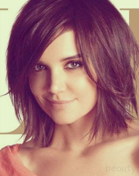 Beautiful Short Hairstyle