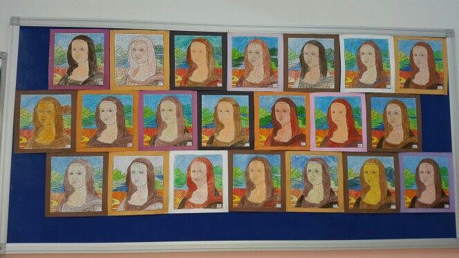 Mona Lisa calismamiz