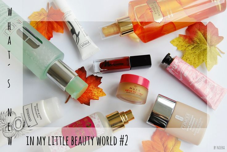 Nicka The Beauty Hunter: What´s new in my little beauty world #2