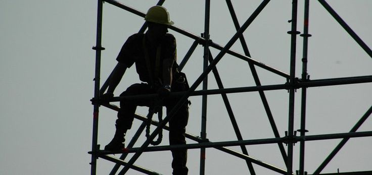 #Construction falls lead OSHA's top safety violations for 2017