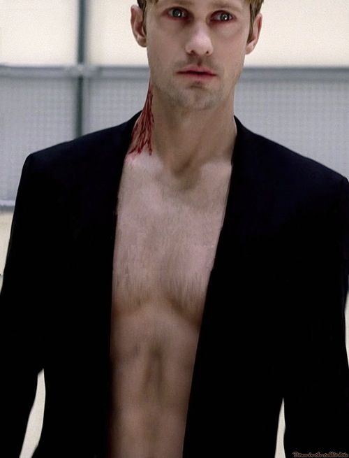 Eric Northman | True Blood  As long as they don't mess with Eric, I'll keep watching. Ha
