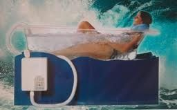 Hydro-massage with Ozonated Water Helps with:  *Skin Purification and Softening* Increasing Mental Alertness *Blood Purification *Cellular Vitality *Stress Decreasing *Destruction of Harmful Micro Organism *Detoxification  *Boosting of Energy Levels  *Burning the Carbohydrates* Lighten the Workload of the Heart