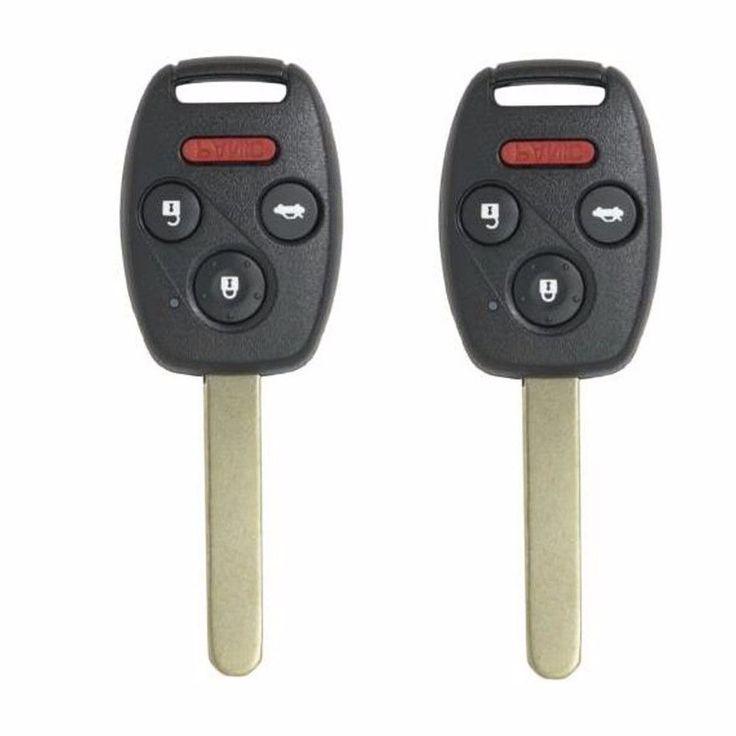 Image Result For Honda Ridgeline Key Fob Programming