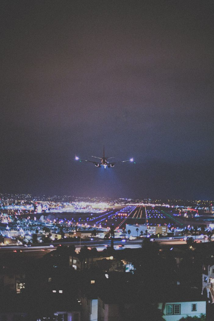 night flight: