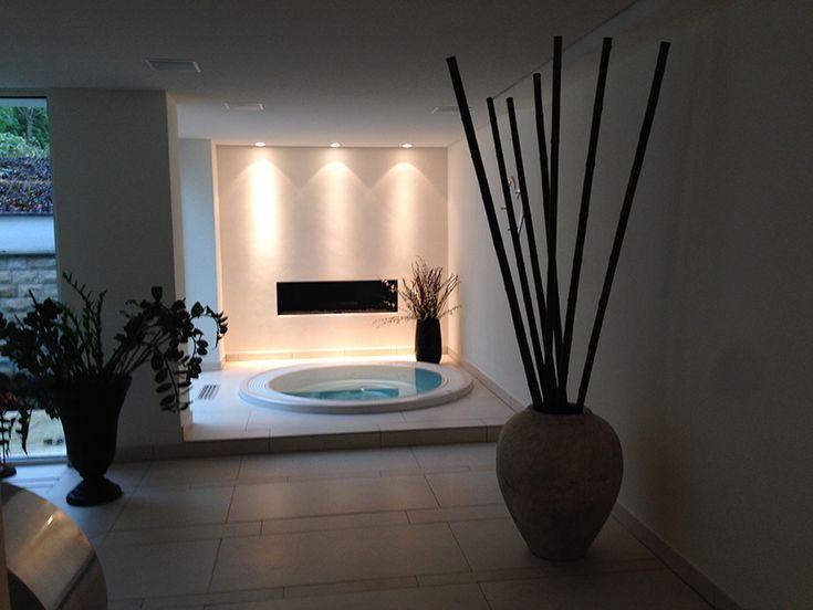 Catégorie Hot Tubs privés // Trophée de Bronze – Rainer Köppen Schwimmbadtechnik (Allemagne)