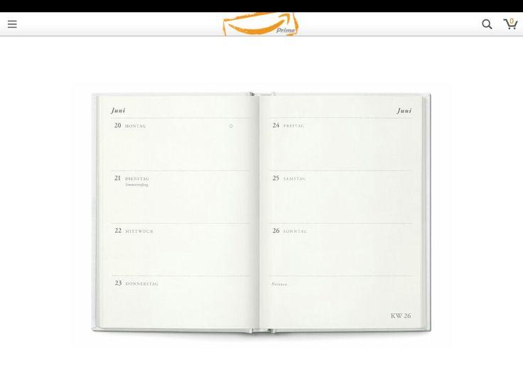 Kalender Layout