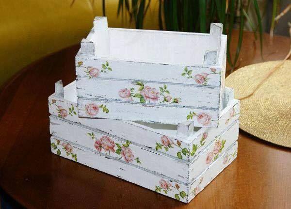 Mira Todas Las Ideas Asombrosas Para Reciclar Las Cajas De Madera y Hacer Con Ellas Algo Útil Para Tu Vida.