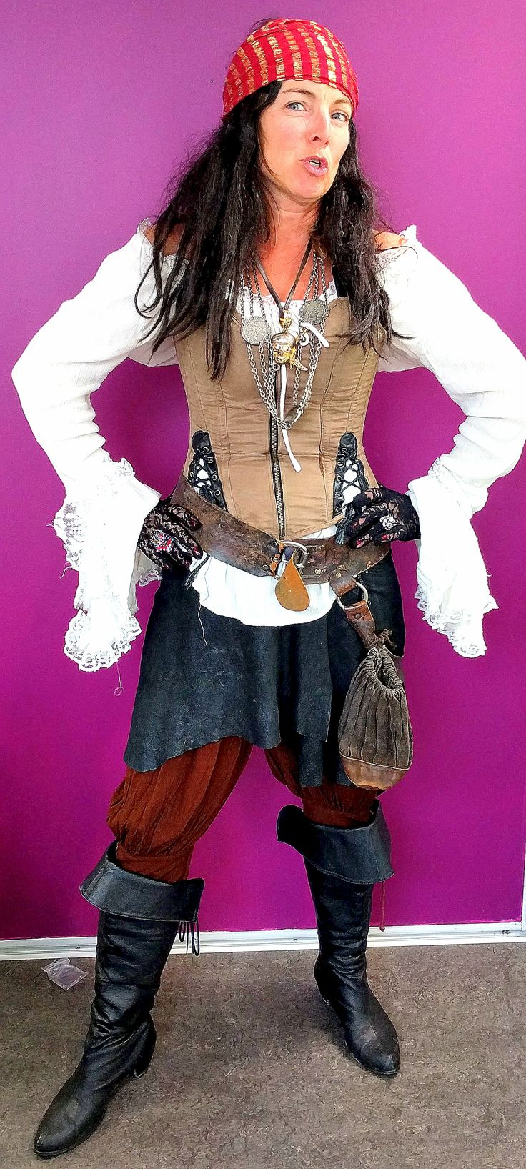 Sjørøver Pirat