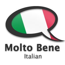 Learn Italian with Molto Bene, the best web app with lessons and games!