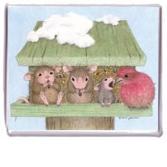 """Refrigerator Magnet"" from House-Mouse Designs® (M-2014-3). This item was recently purchased off from our web site, www.house-mouse.com. Click on the image to see more information."
