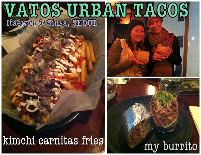 Vatos Urban Tacos: Mexican in Seoul via Rebe With a Clause