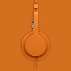 Urbanears Tanto Headphones in Orange