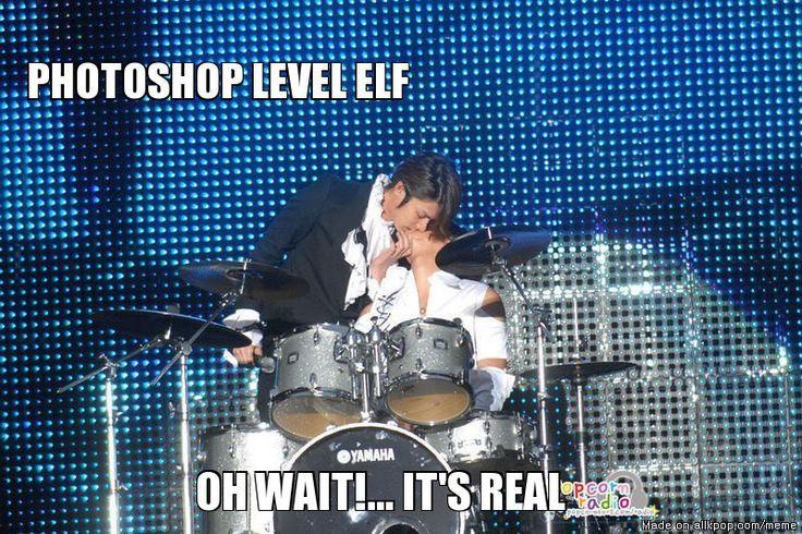 Super Junior Kisses || Meme Center | allkpop