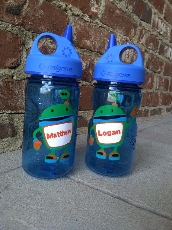 Team deliverable bottled water