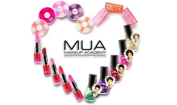 """Little Things"" la nueva colección de maquillaje de One Direction"