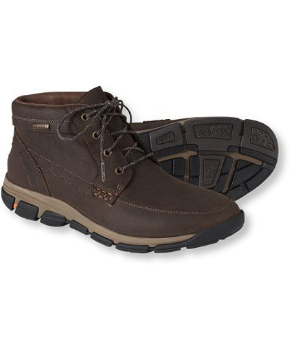 These look awesome and Rockport makes extremely comfortable shoes!