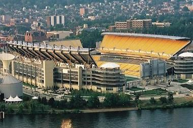 Heinz Field in Pittsburgh, PA---Home of the Steelers!