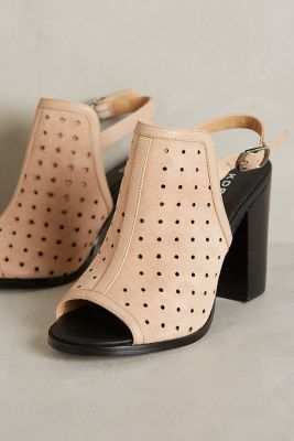 Kelsi Dagger Goya Slingbacks Neutral Wedges #anthrofave