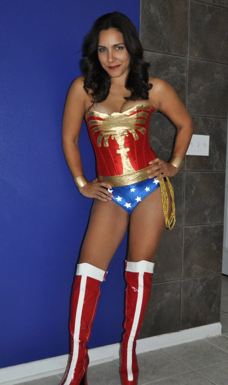 Womans Custom Made Wonder Woman Costume By Ilsettimo On Etsy-2066